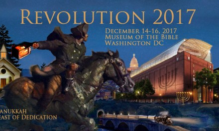 Revolution 2017! At the Museum of the Bible!
