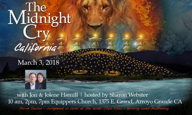 "Call Tonight—Keys, Seals and the Purim Gate—with ""Steakhouse Prophecy"" from Chuck Pierce"