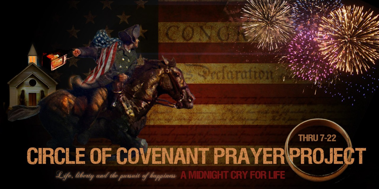 Midnight Cry on Fourth of July! 11:30 pm Call Tonight