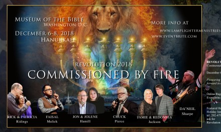 CRISIS PRAYER—Announcing the River of Fire Prayer Watch