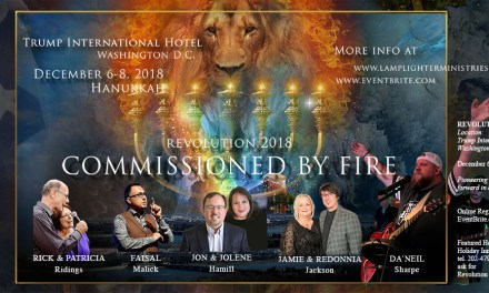 Urgent! Revolution Venue Change—Trump International Hosting! Prayer Call Back On!