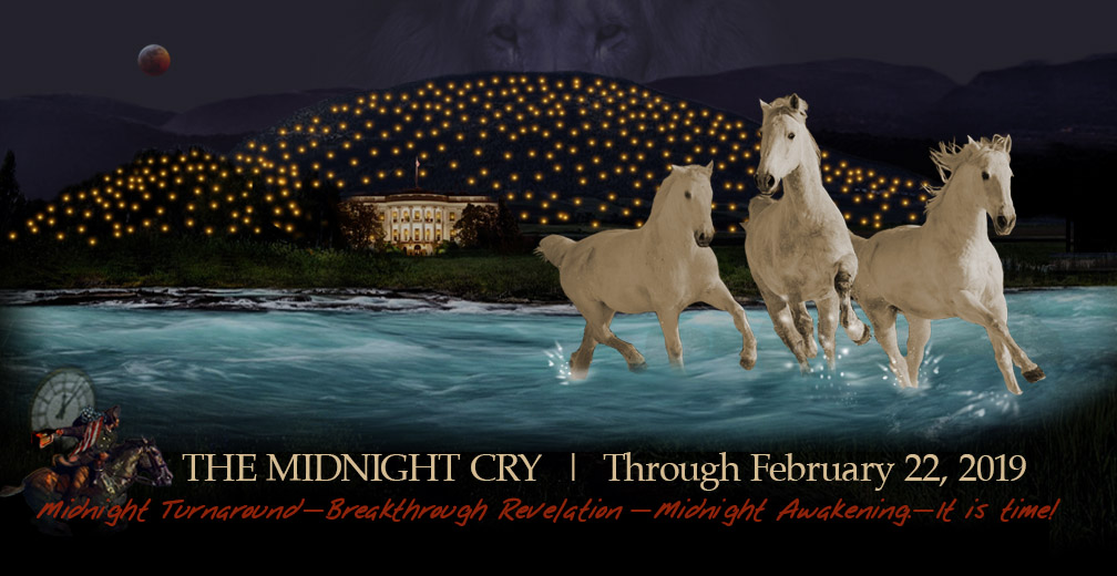 Call Tonight! Midnight Cry for LIFE! With Word by Lynnie Harlow