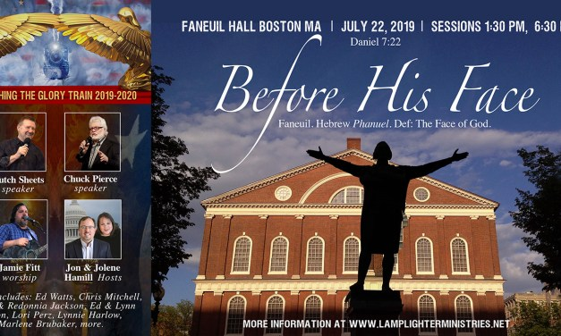 Firewater Baptisms, More! Updates for Faneuil Hall & Glory Train