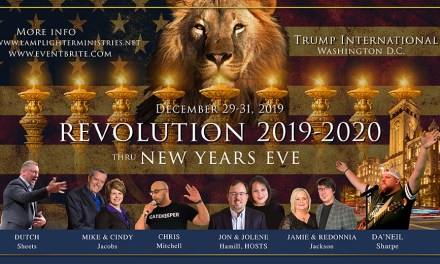 Announcing Revolution thru New Year's Eve! Trump Int'l, Washington DC