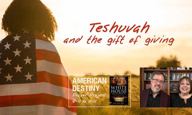 Teshuvah and the Gift of Giving