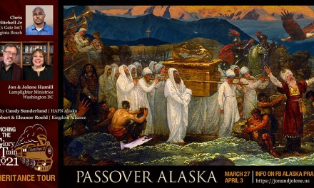 CALL TONIGHT! Back on Track—Two Weeks to Passover!