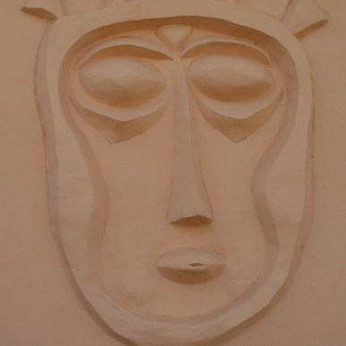 Mask on Building1