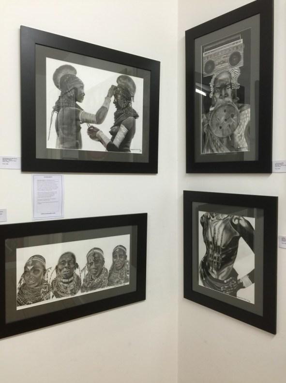art exhibited