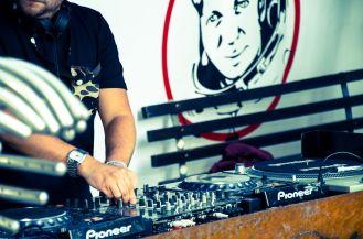 An den Turntables standen zum Großteil Chemnitzer DJs.
