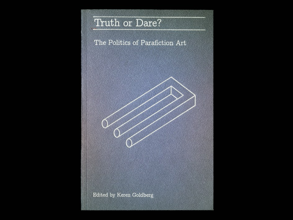Truth or Dare, Keren Goldberg, designed by Jonas Berthod