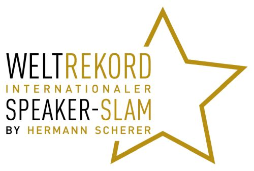 jonas hilz teilnehmer beim weltrekord internationaler speaker slam by hermann scherer