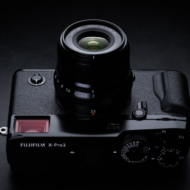23 and 2 – A small look at the Fujifilm XF 23mm f/2 WR – jonasrask