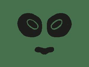 Daily Logo Challenge panda