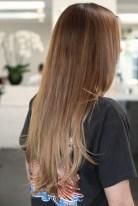 real human hair extensions