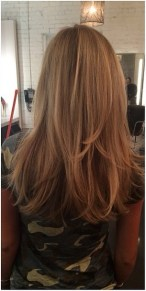 blow dry and style