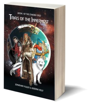 Trials of the Innermost Book Cover