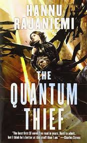 The Quantum Thief (Jean le Flambeur): Rajaniemi, Hannu: 9780765367662:  Amazon.com: Books
