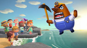 Animal Crossing: New Horizons Direct Hints At Mr. Resetti's New Job |  NintendoSoup