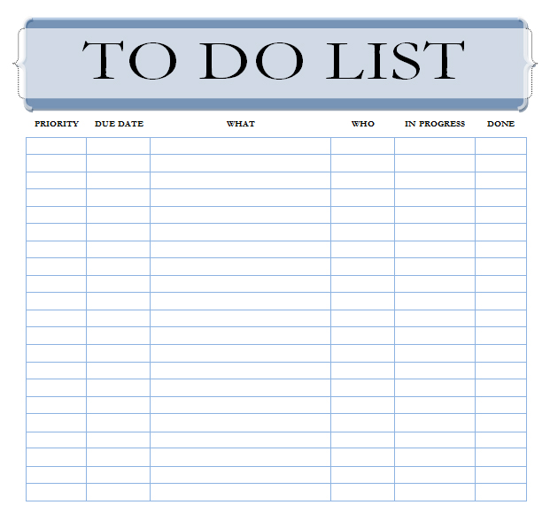 The Psychology Of The To-Do List - Manage By Walking Around