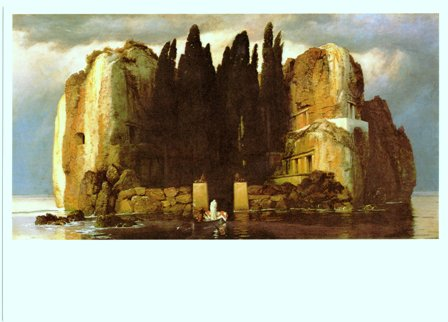 Bocklin -- Isle of the Dead