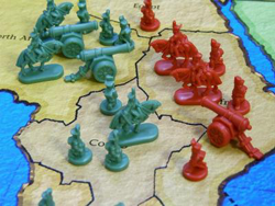 Social media at war: Strategy vs tactics