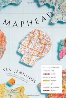Book cover: Maphead