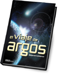 Book cover: El Viaje de Argos