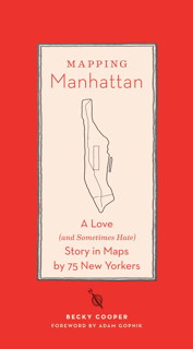 Book cover: Mapping Manhattan