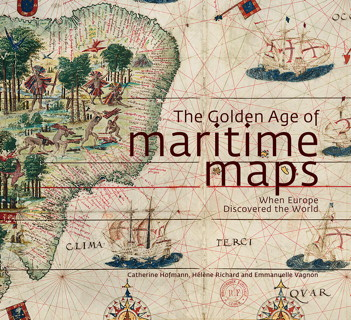 Book cover: Golden Age of Maritime Maps