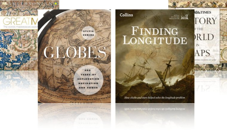 Map Books of 2014: Illustrated Histories