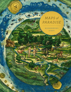 Book cover: Maps of Paradise