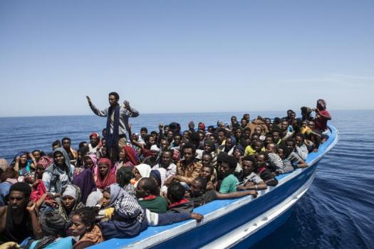 mediterranean-refugees