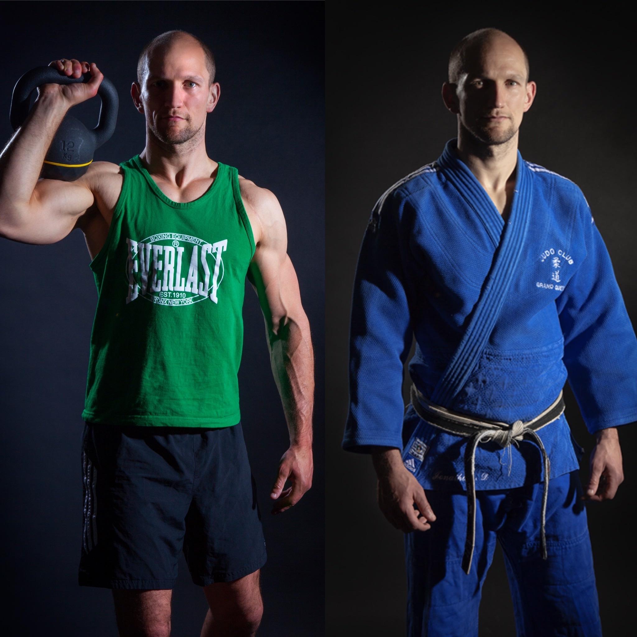 Jonathan Denis - Kettlebell et Judoka
