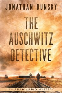 The Auschwitz Detective Book Cover