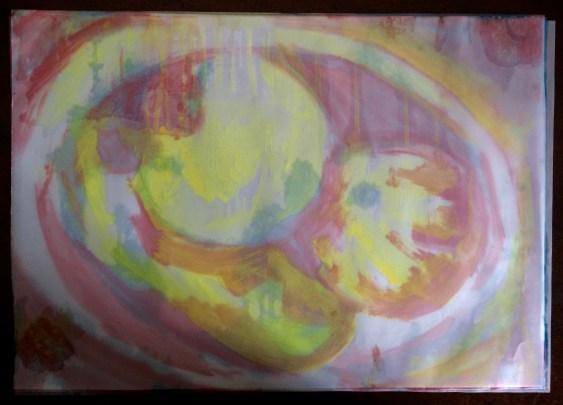 London Sketch Club 14 September 2016: Cezanne Apples by Hedge Horne