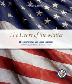 The Heart of the Matter (2013)