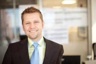 Corporate Headshot by St. Louis Photographer Jonathan Gayman
