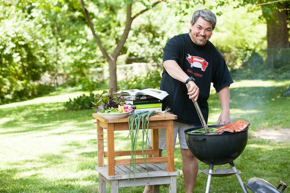 Chef Rob Uyemura