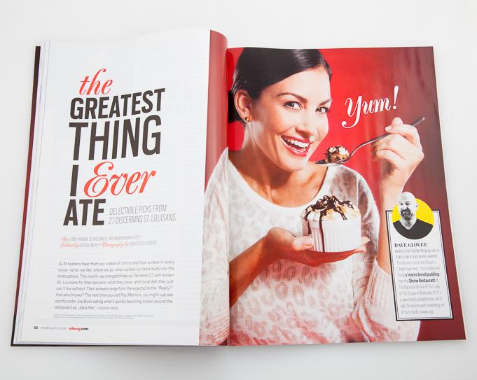 St. Louis Magazine | February 2013