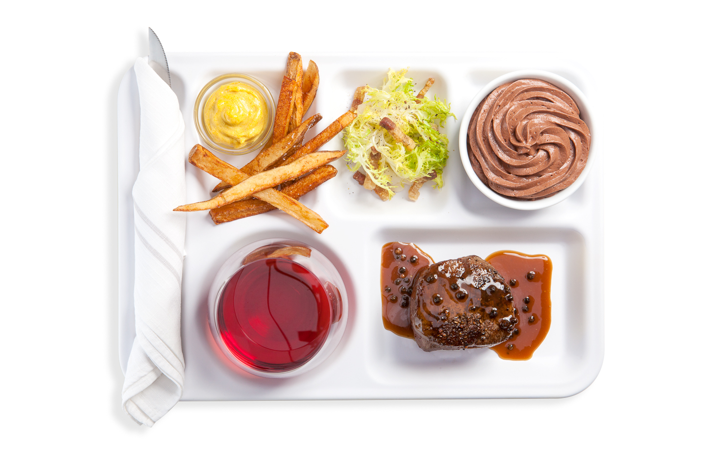 The Brasserie Lunch Tray