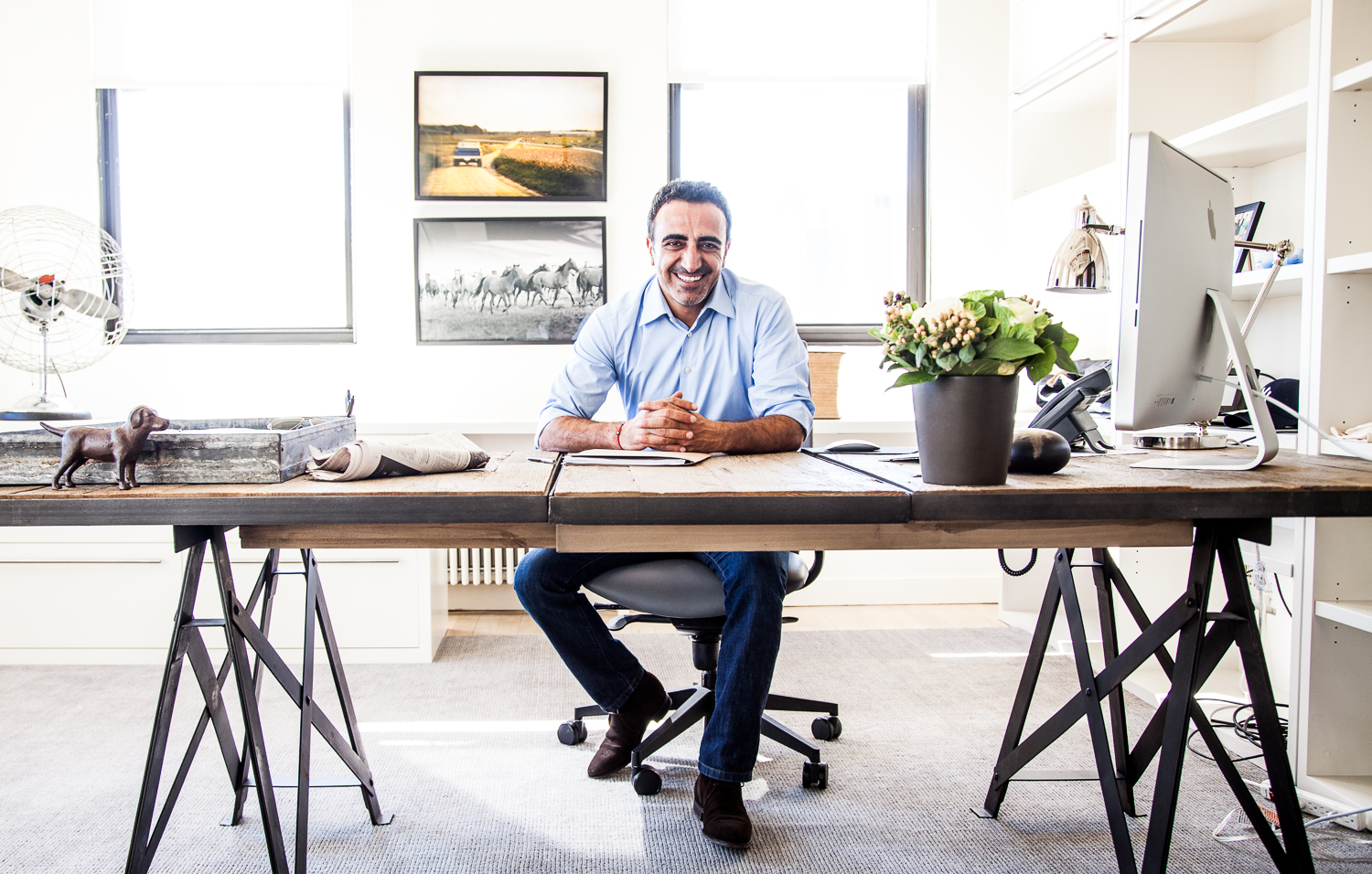 Hamdi Ulukaya, Chobani Greek Yogurt