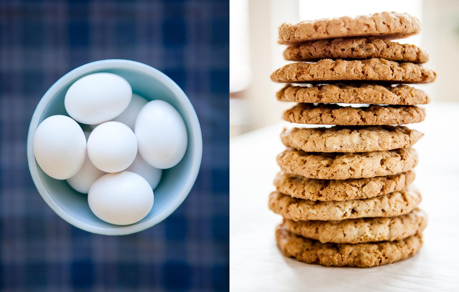 Oatmeal Cookies with Sea Salt