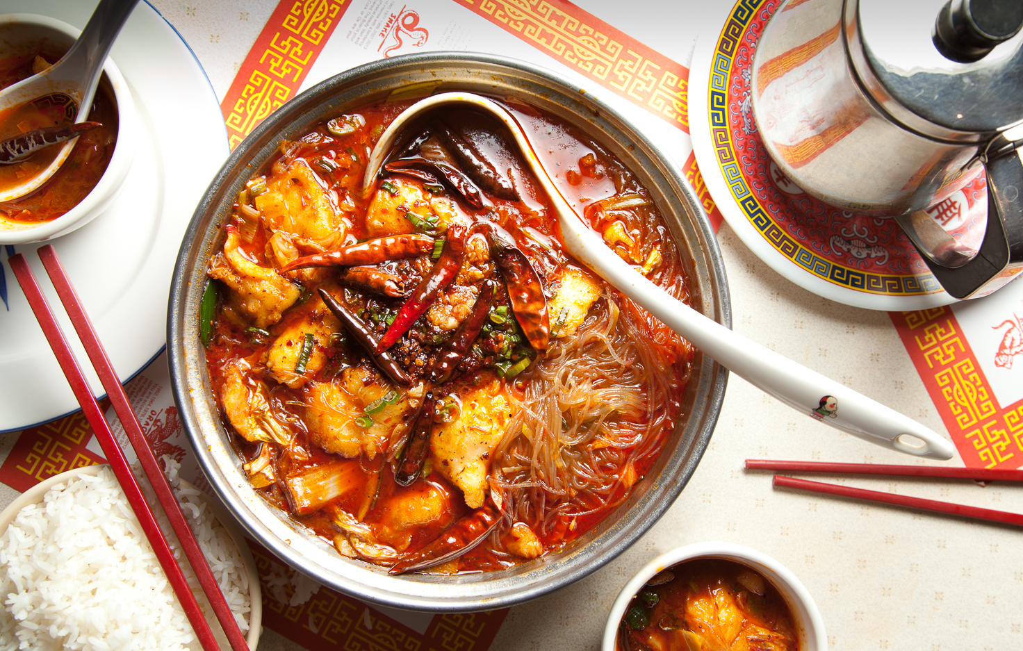 Lulu's Seafood Hotpot