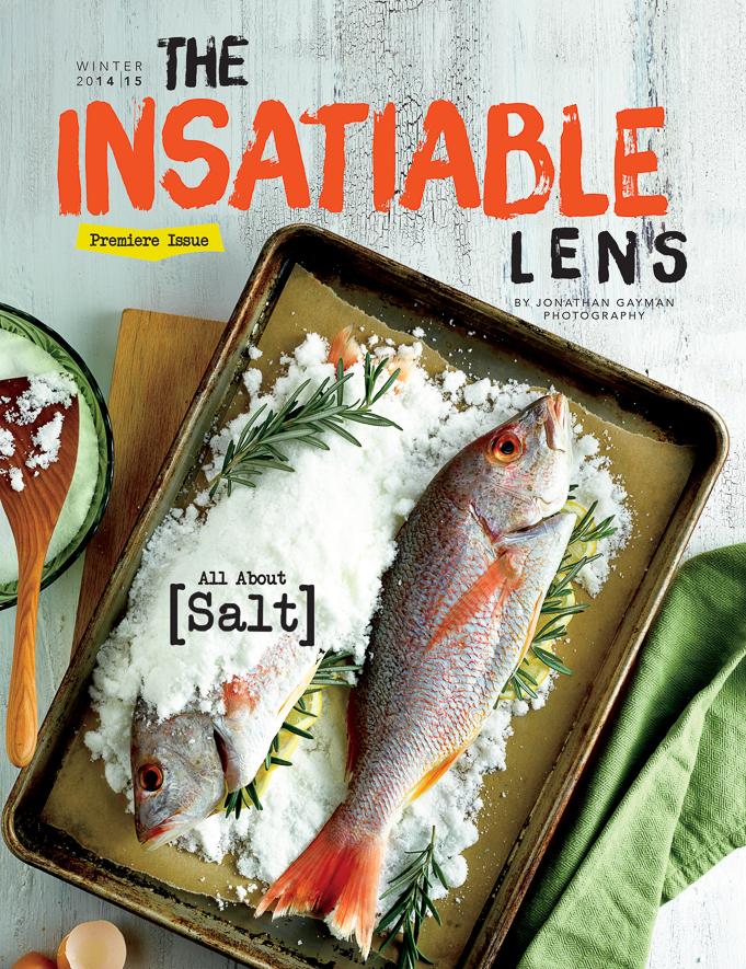 The Insatiable Lens