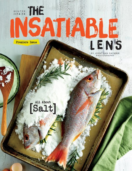 The Insatiable Lens _ Premiere Issue Cover_v2.indd