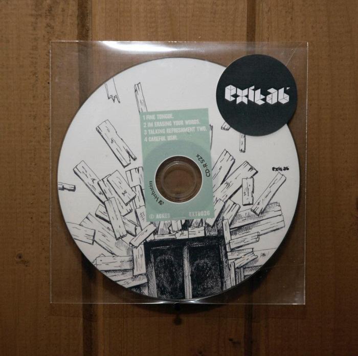 Aches - Fine Tongue CD