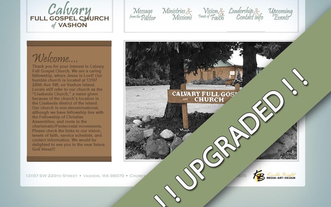 Calvary Full Gospel Church of Vashon