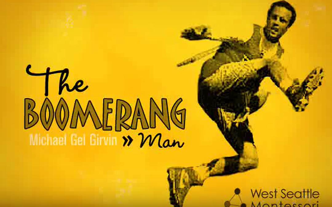 The Boomerang Man