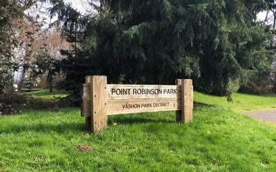 Point Robinson Park