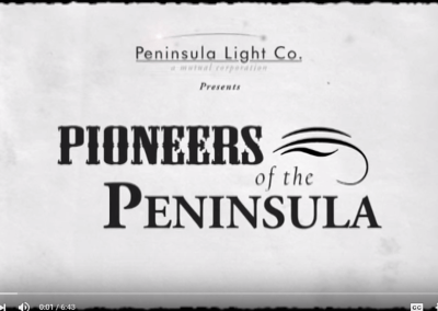 Pioneers of the Peninsula